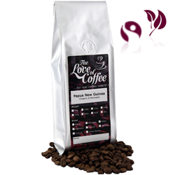 Papua New Guinea Coffee | Organic and Fairtrade | Buy Online For Next Day Delivery
